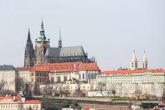 vitus st республики prague собора чехословакское Стоковые Фото