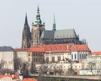 vitus st республики prague собора чехословакское Стоковое фото RF
