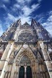 vitus st собора стоковое фото