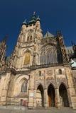vitus st prague собора Стоковое Изображение RF