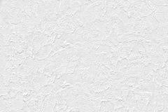 Vitväggen texturerar Arkivfoto