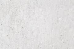 Vitväggen texturerar Arkivfoton