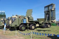 Vityaz missile system Royalty Free Stock Photography
