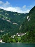 vitznau jezioro lucerny Zdjęcie Stock