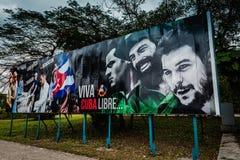 Viva Κούβα Libre στοκ φωτογραφίες με δικαίωμα ελεύθερης χρήσης