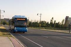 Viva buss Arkivfoton