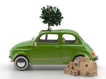 Viva Italia 500 - transporte Fotografía de archivo libre de regalías