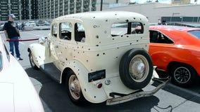 Vintage Car Viva Las Vegas Las Vegas USA Stock Video - Viva las vegas car show