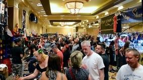 Viva Las Vegas Rockabilly Weekend 2016, los E.E.U.U., almacen de metraje de vídeo