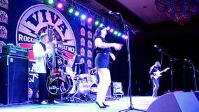 Viva Las Vegas Rockabilly Weekend 2016, Nevada, U.S.A., stock footage