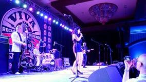 Viva Las Vegas Rockabilly Weekend 2016, U.S.A., archivi video