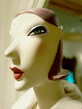 Viva Le' Mannequin 1 Royalty Free Stock Photo