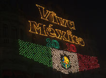 Viva Mexico Stock Images