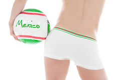 Viva Mexico ! Royalty Free Stock Images