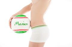 Viva Mexico ! Stock Image