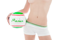 Viva Mexico ! Stock Image