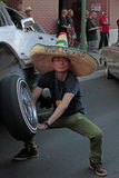 Viva Mexico Royalty Free Stock Photo