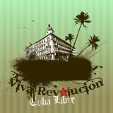 Viva Revolucion illustration. Vector Royalty Free Stock Photos