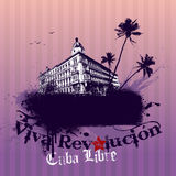 Viva Revolucion illustration. Vector Stock Photography