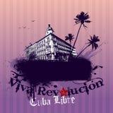 Viva Revolucion illustration. Vector Stock Photography