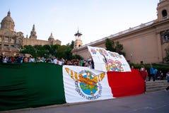 VivaMexicoSinPRI Immagini Stock