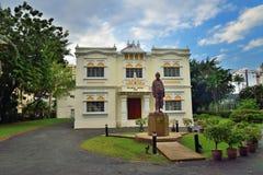 Vivekananda聚会所 库存图片
