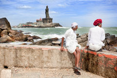 Vivekananda Memorial Royalty Free Stock Images