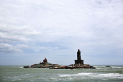Vivekananda Memorial Royalty Free Stock Photos