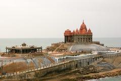 Vivekananda Memorial. The Vivekananda Memorial in Kanyakumari, India Royalty Free Stock Photography