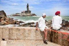 Vivekananda Pomnik Obrazy Royalty Free