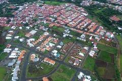 Vivendo in Costa Rica Immagine Stock