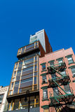 Vivendo nel SOHO NYC Fotografia Stock Libera da Diritti