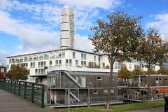 Vivendo nella città svedese di Malmö Immagine Stock