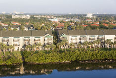 Vivendo a Tampa Fotografia Stock
