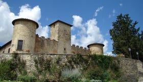 Vivendo in Toscana Fotografia Stock