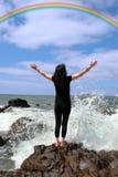 Vivent votre rêve 3 Photo libre de droits