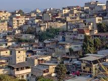 Vivere difficile a Città del Guatemala fotografia stock