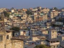 Vivere difficile a Città del Guatemala fotografie stock