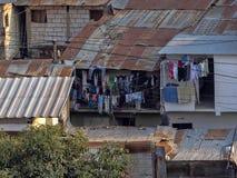 Vivere difficile a Città del Guatemala fotografia stock libera da diritti