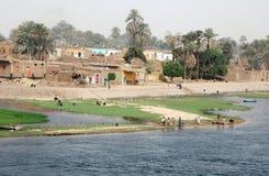 Vivez sur le Nil images libres de droits