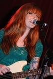 Vivian Girls performs at Razzmatazz Stock Images