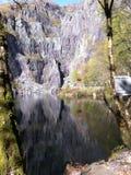 Vivian Quarry Llanberis Royalty Free Stock Images