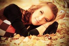 Vivid autumn Stock Photo