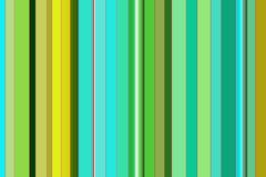 Vivid background and lines in green yellow hues. Playful vivid lines and contrasts, textile pattern, abstract shaped background in blue, green, yellow Royalty Free Stock Images