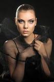Vivid beauty royalty free stock photography