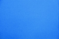 Vivid blue leather background Royalty Free Stock Image