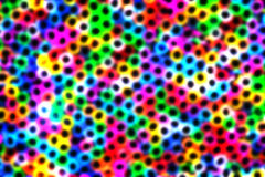 Vivid blur colorful abstract pattern royalty free illustration