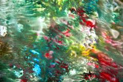 Vivid colors, background, painting watercolor background, painting abstract colors. Vivid bright paint spots background and hues, red blue green pink purple stock photos