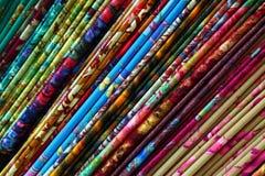 Vivid Cloth Stock Image