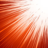 Vivid colorful background with starburst. Like motif. Abstract radial lines fading into background Stock Image